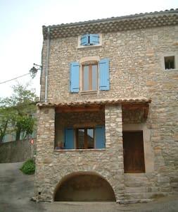 """location gite  """"Le Petit Pomerolle"""" - Francillon-sur-Roubion"""