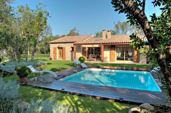 Domaine Finili L'Aliva 5 étoiles  - Eccica-Suarella - House
