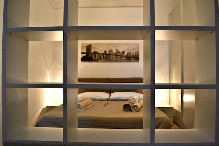 Comfy and practical Flat in Turin