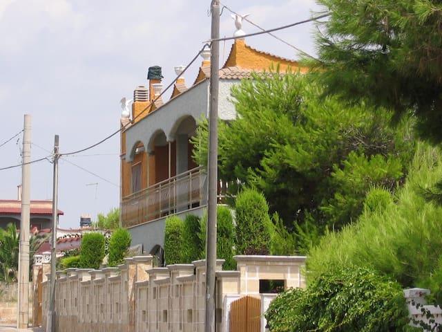Casa sul mare vicino a  Torre Ovo - Monacizzo-librari-truglione - Villa