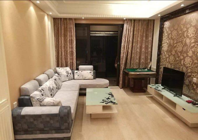 3房2卫出租,豪华精装修,家具家电齐全 - Suzhou - Daire