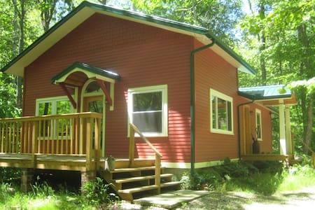 Creekside Cottages @ Griffen Hollow - Vanceburg - Maison
