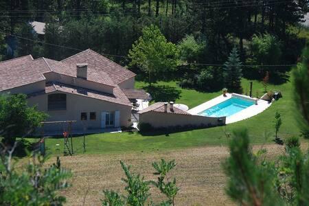 Haut de Villa Calme Garantie Lac/Vol à Voile - La Motte-du-Caire