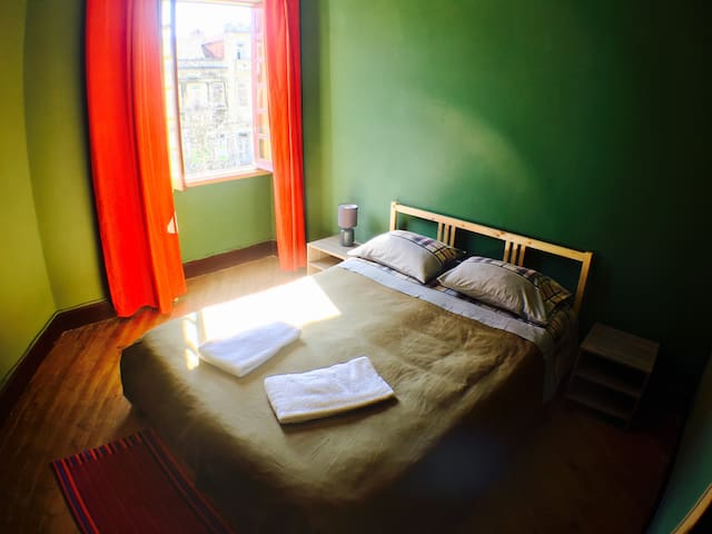 D. Dores,Double room with city view - Aveiro