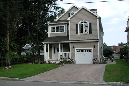 Beautiful home close to beach manasquan - Ház