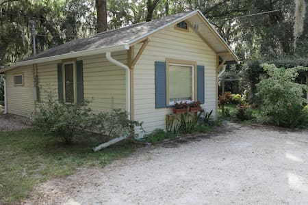 Cottage - private, fun & convenient - New Port Richey - Blockhütte
