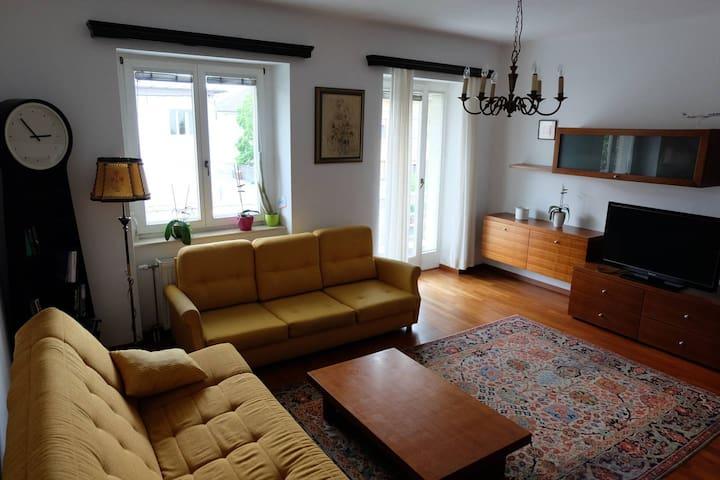 Villa Pinta Pika - リュブリャナ - 別荘