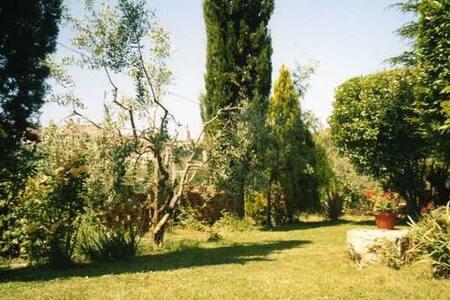 villa with wonderful view  - Montepulciano - Apartment