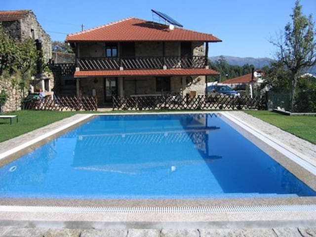 Villa Augusta & Spa - Ecofarm - Casa de camp