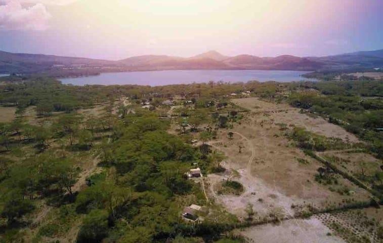 Stunning Naivasha Tented Wilderness Getaway