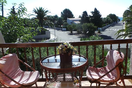 Apartment 200 mts from sandy beach - sleeps 6 - Cap Roig