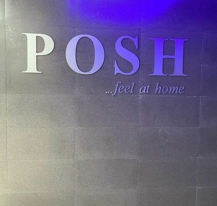 Posh Apartments is a luxury boutique hotel
