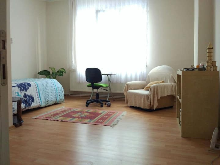 Reasonable Price and Cosy Flat in 4.Levent