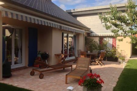 Maison au calme près de Rouen - Bois-Guillaume-Bihorel