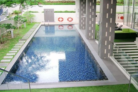 Modern apartment in city central great for couples - Singapore - Lejlighedskompleks