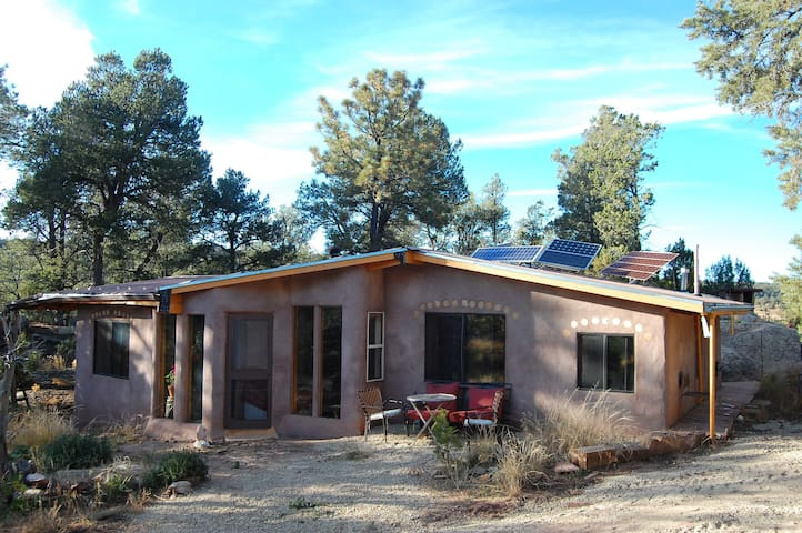 Leela retreat  casita - Santa Fe - Lerhydda