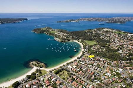 Relaxing Holidays on Balmoral Beach - Mosman