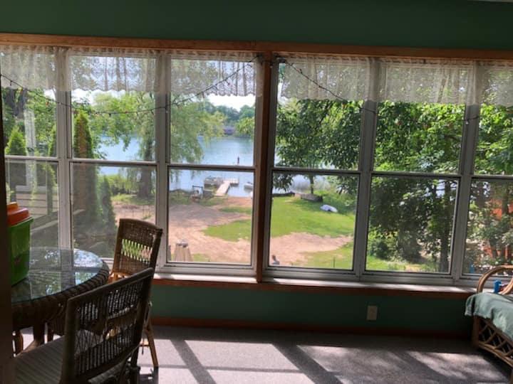 Private Lake Home