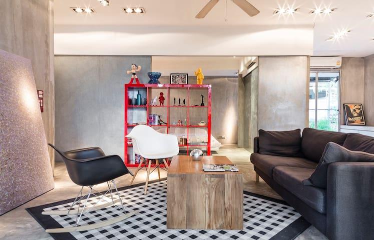 Designer Loft Bangkok Silom - Banguecoque - Apartamento