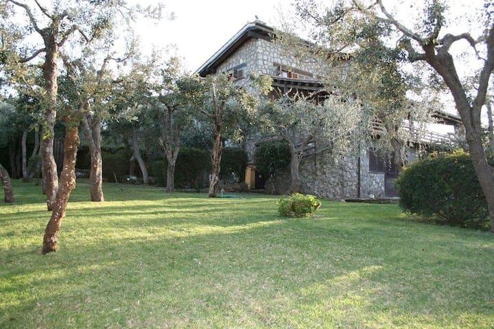 Ansedonia splendida ed accogliente villa nel verde - Ansedonia - Villa