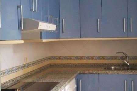 piso totalmente equipado con parkin - Baena