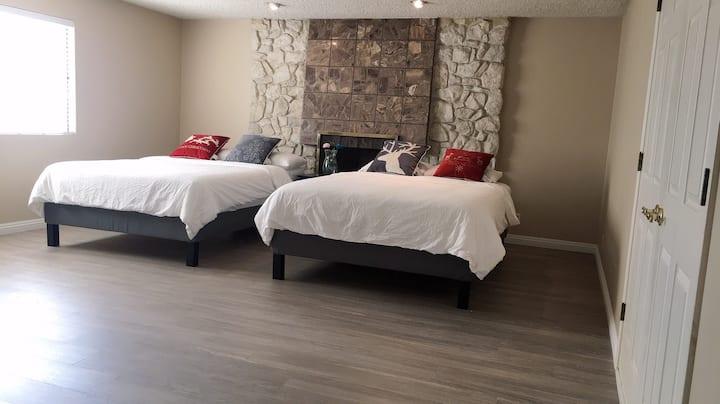 【如家民宿】Arcadia大套房-2张双人床 独立卫浴