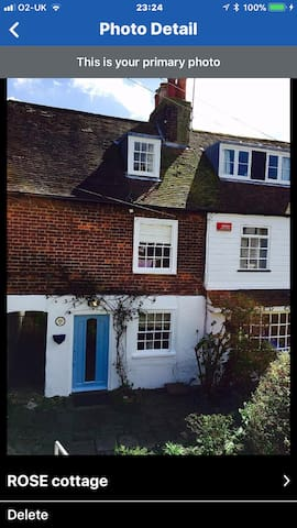 Rose Cottage, Whitstable