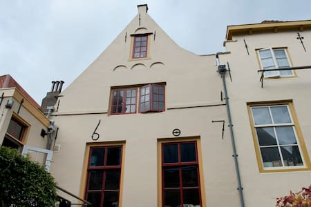 Bed and Breakfast in historic house - Vlissingen - Byt