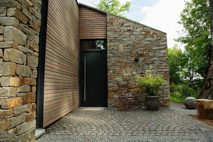 Exklusiv-Ferienhaus Stock & Stein mit Sauna, Eifel