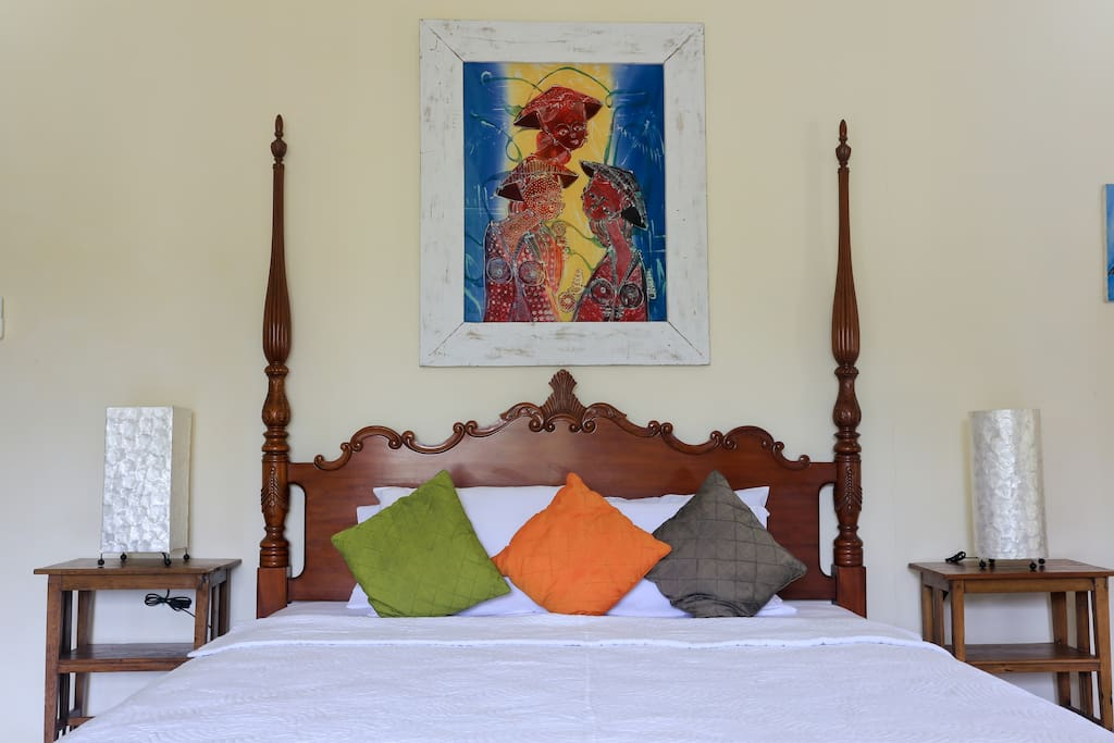 Ubud, Bali – Private Deluxe Room 2
