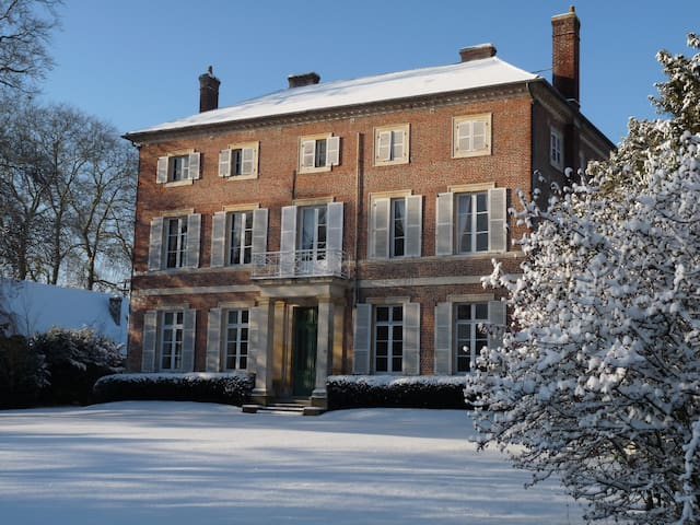 Domaine de Montaudin - Le Mesnil-Bacley - Bed & Breakfast