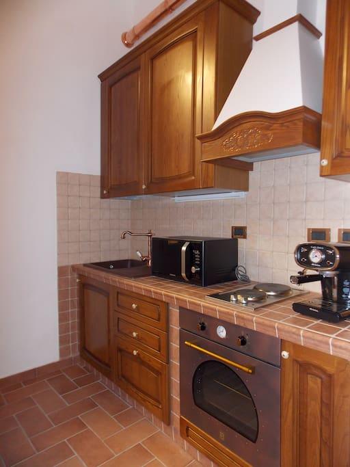 Flat Piccola Venezia / Kitchen