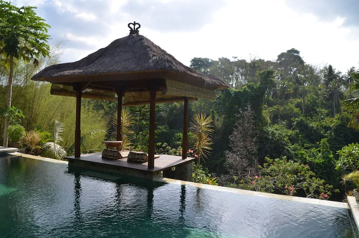 River Villa near Ubud&Green School - Ubud - Vila