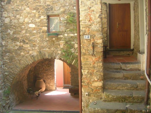 cosy rustic house Sarzana - Carignano - Lägenhet