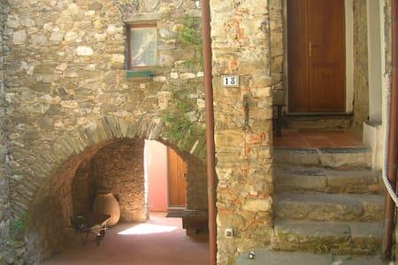 cosy rustic house Sarzana - Carignano - アパート