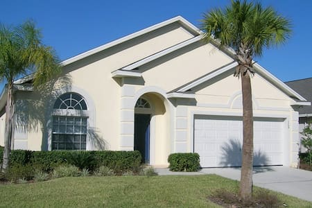 Luxury 4-bed Disney Villa with Pool - Clermont
