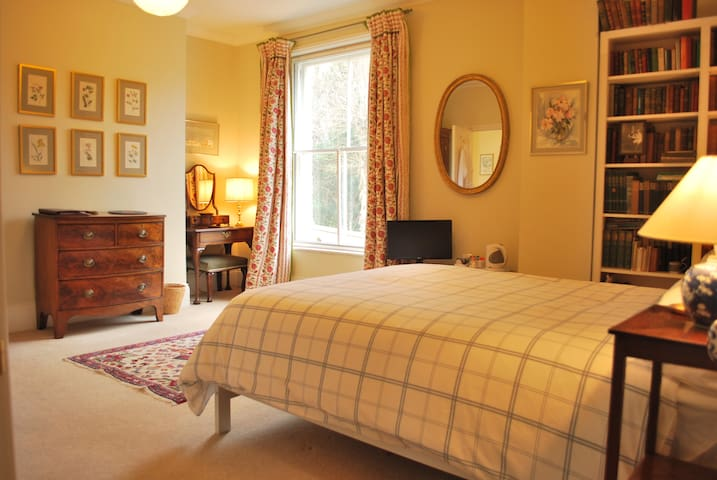 Quiet double in a Victorian House - Salisbury - Bed & Breakfast