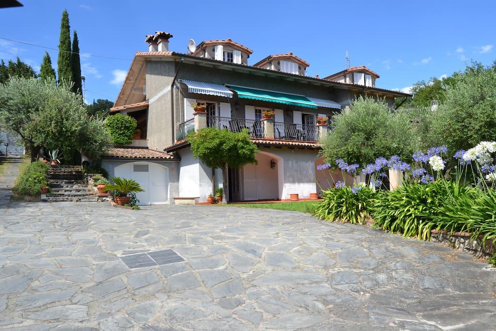 Villa La Pippola intera casa