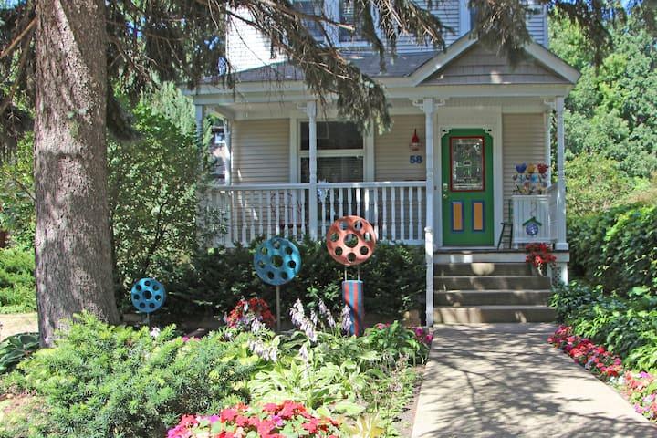 Bobbin House Prospect Park UofM Light Rail