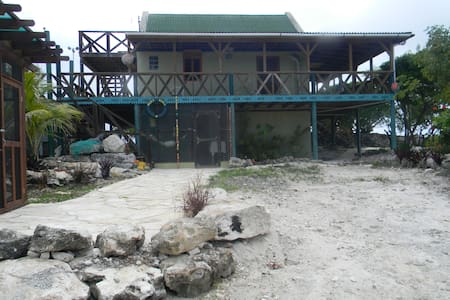 Fishing Camp, Eco-Lodge MAIN (UPSTAIRS & ATTIC )