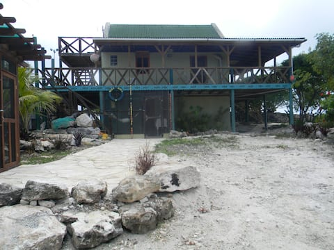 Fishing Camp, Eco-Lodge MAIN (UPSTAIRS & ATTIC )
