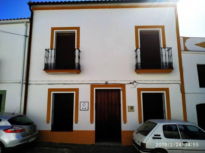 """Casa Rural """"Rarro""""- Puebla del Maestre, Badajoz"""