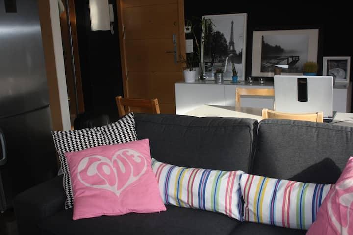 Moderno apartamento en Panticosa