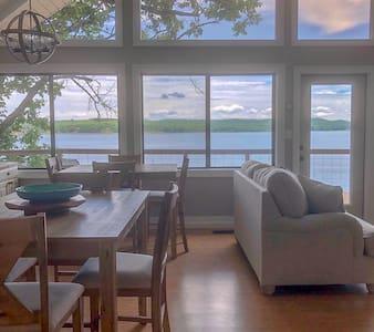 Don's Lake House - Pickwick Lake - Stunning Views