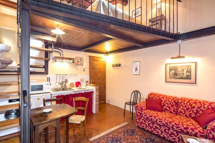 Le Torri: Studio Apartment
