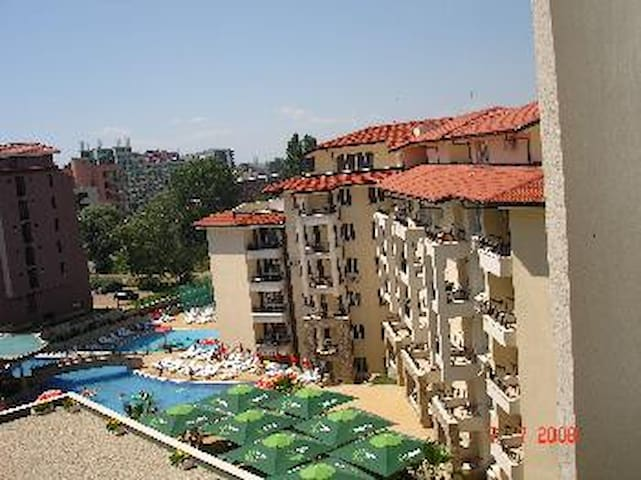 Sunny Beach Hills.one bedroom fuer c4-5 persone.