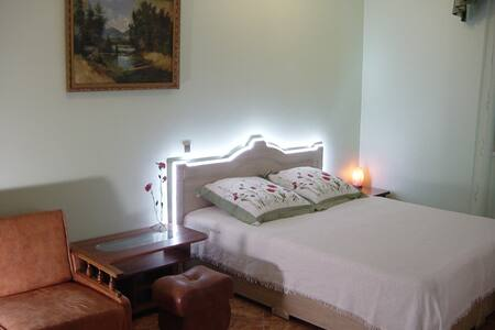 Комнаты в гостинице семейного типа - Truskavets