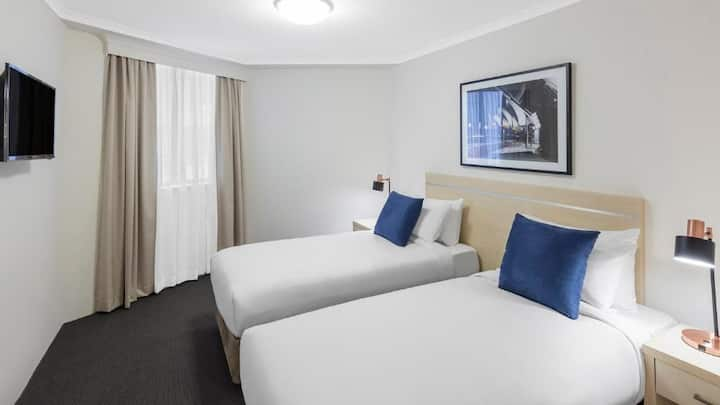 Marvelous Apartment Two Bedrooms At Sydney Cbd