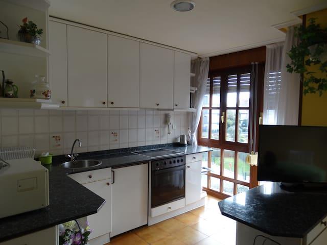 Alquiler apartamento dúplex - Noja - Apartemen
