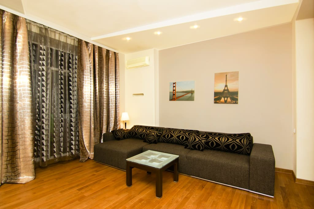 Luxury apartments-heart of the city